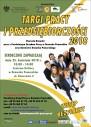 Plakat informacyjno-promocyjny Targi Pracy i Przedsiębiorczości. 25.kwietnia 2018 r. godz. 10:00-14:00 Centrum Kultury w Drawsku Pomorskim.
